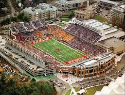 Alumni Stadium Boston College College Football Football