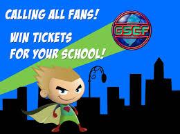 garden state comic fest tickets for school