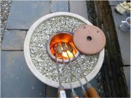 flower pot tandoor oven 2