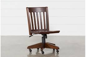 Office wooden chair Upholstered Hanford Office Chair Living Spaces Office Chairs For Your Home Office Living Spaces