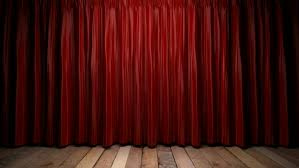 high definition clip of an opening red stage curtain animated stage curtain fabric