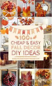 100 and easy diy fall decor ideas