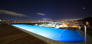 INFINITY POOL NIGHT VIEW1 The Quintessential Gentleman