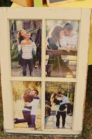 window pane picture frame diy