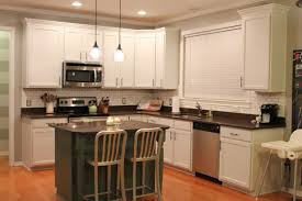 Kitchen Cabinets Lovely Painting White
