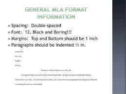 Mla Formatting Ppt Download