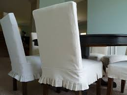 inspiring ly from scratch slipcovered parsons chairs for the parson slipcovers dining chairs