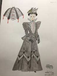 Mary Poppins Musical Costume Design Mary Poppins Ryan J Moller Costume Design