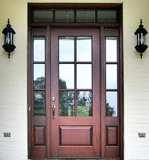 mission style front doorMission Style Front Entry Exterior Doors Mission Style