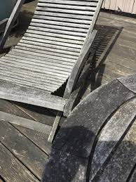 water protection How to protect worn wooden outdoor furniture
