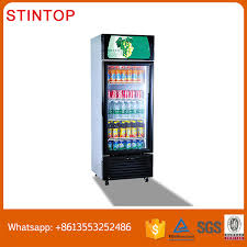 china used convenience equipment upright 3 glass door display cooler showcase china display cooler showcase display cooler