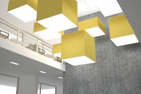 Ceiling Light Box Design Lightart Acoustic Box