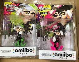 amiibo Splatoon 2 Squid Sisters Callie ...