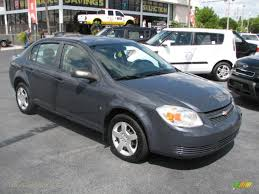 Cobalt chevy cobalt ls 2008 : 2008 Chevrolet Cobalt LS Sedan in Slate Metallic - 130176 | Jax ...