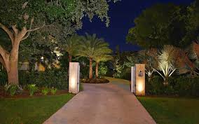 tropical outdoor lighting. resort lighting landscape tropical with outdoor hanging lights