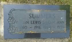 John Lewis Summers (1860-1916) - Find A Grave Memorial