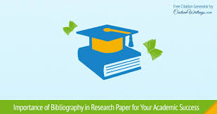 importance of bibliography in research paper customwritings com blog bibliography in research paper