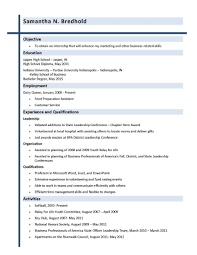 Prepossessing Promotion Resume Examples For Your Cover Letter
