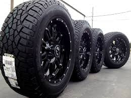 Black truck rims and tires | Explore Classy Wheels and Rims | Wheels ...