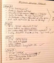 what i learned working like benjamin franklin   budgets are sexyben franklin schedule notes