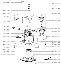 krups xp1500 parts list and diagram ereplacementparts com click to expand