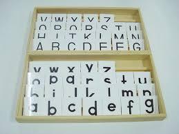 Alphabet Chart Australia Alphabet Chart Print Upper Lower Case With Box A2z