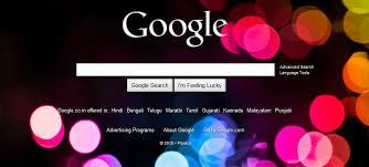 Google Homepage Background Change Background Of Google Homepage