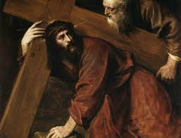 Image result for picture of jesus carrying us