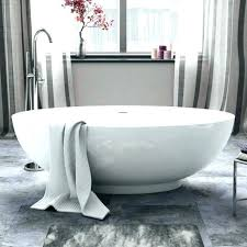 installation guidelines for freestanding bathtub