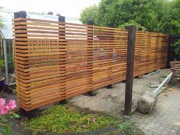 Types of Outdoor Privacy Screens