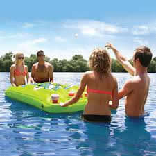 Inflatable Table Pongo Bongo Inflatable Pong Table Sportsstuff