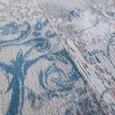 vintage multi 8981 bruges blue rug by louis de poortere 6