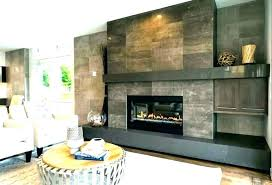 modern fireplace designs with tv above contemporary fireplace