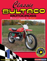 Signed By Pomery Classic Motorcross Book
