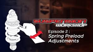 Spring <b>Preload</b> Adjustments Tutorial | RCB Suspension Workshop ...