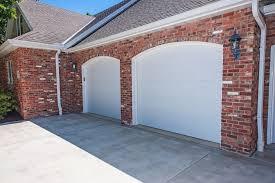 flat panel garage doorFlush Panel  CHI Overhead Doors