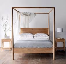 Teak Bedroom Furniture Four Poster Teak Beds Wooden Bed Frames Bedroom Furniture