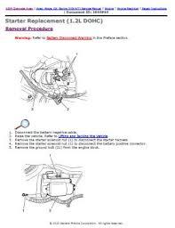 chevrolet aveo factory service repair manual pdf