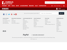 Famous Footwear Competitors Revenue And Employees Owler