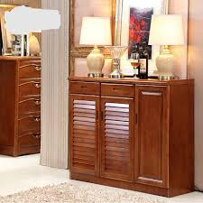shoe rack furniture. Shoe Cabinets Rack Living Room Furniture Home Assembly Solid Wood Shoes Quality 2017