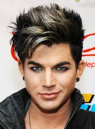 The Weekend Hair Style adam lambert to rock iconic fontainebleau miami beach thanksgiving 7864 by wearticles.com