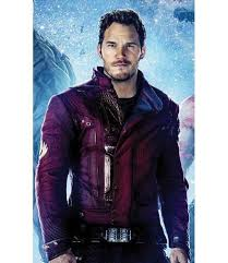 guardians of the galaxy2 star lord jacket