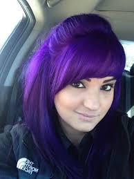 Pin by Ashley Strey on Hair,makeup,etc   Hair color purple, Pravana hair  color, Bright hair