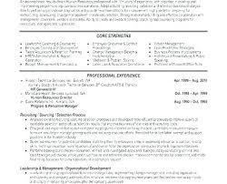 resume for human resources manager hr manager sample resume simple resume format
