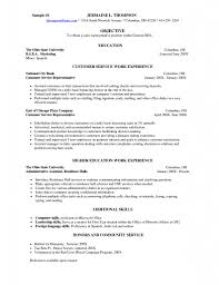 Examples Of Resumes Example Resume Inroads Template In 81