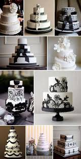 LOVE black and white weddings so classy
