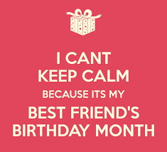 Top 18 Birthday Month Meme Everything Birthday Quotes For