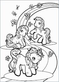 50 New Release Models Of My Little Pony Mini Coloring Books