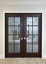 with dark mahogany finish zoom in gdi 611a traditional collection solid wood custom interior door