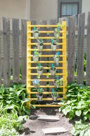 Small Picture DIY ideas How to build a vertical herb garden from a wooden pallet